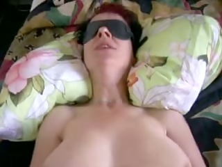 german woman inexperienced eating cum