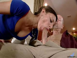 slim wife comes house and blows dude