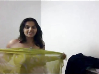 indian woman does a little get nude enjoy with
