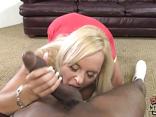 cougar mother nina golden obtains bbc at her old